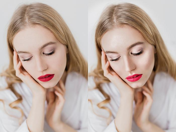 beauty retouch service